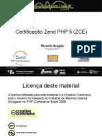 Palestra Certificacao ZCE Ricardo Aragao