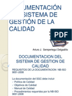 02 - Documentacion Del Sistema de Gestion de Calidad