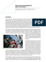 textoavaliacaodiagnostica-091125114806-phpapp01