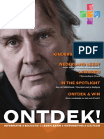 ONTDEK! - oktober t/m december 2011