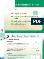 Chapter 5 Basic Properties of Circles (2)