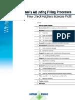 White Paper Optimally Adjusting Filling Processes-En