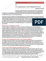 HASC Budget Impact Executive Summary 92311