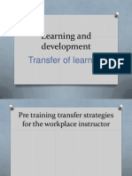 Traning and Deve Ppt