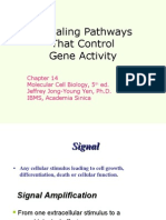 12 22 2006 MCB Cell to Cell Signaling 2(Dr