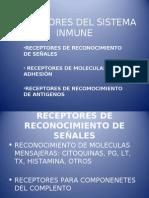 1 - Receptores Del Sistema Inmne 2011