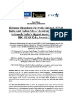 Announcement Press Release-BSIMAA-March 1 2011
