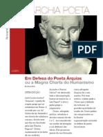 Pro Archia Poeta
