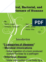 Major Viral, Bacterial, And Fungal Diseases