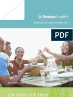 Restore Health Brochure (Pages)