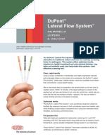 Folleto de Sistema LFS de Dupont Para Patógenos