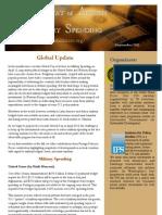 GDAMS Newsletter - September