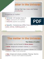 Physical Matter