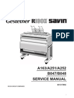 Manual Field Servicio Fw740