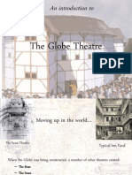 History of the Globe Theatre