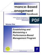 1993-Performance Based Management-Volume I
