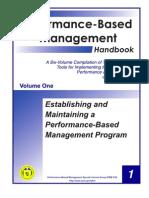 1993-Performance Based Management-Volume I