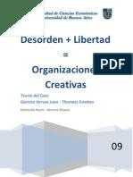 Organizaciones Creativas y Teoría del Caos