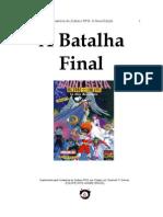 Cavaleiros do Zodíaco - A Batalha Final