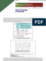 Dual-Mode Control of Cascasde Buck-Boos PFC Converter