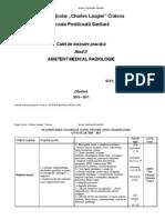 1-Caietul Asistentului in Radiologie An II Radiologie -Modificat