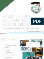 How Students Use Social Media