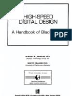 High-Speed Digital Design - A Handbook of Black Magic