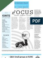 Newsletter - September 30th