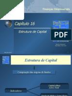 Capítulo 16 - Estrutura de Capital