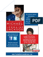 YOU ARE NOT ALONE by Jermaine Jackson—read about Michael's comeback!