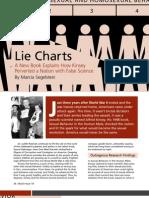 Lie Charts