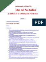 01 - La Nube Del No-Saber