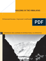 Effective_Trailbridge_Building by Helvetas - Himalayas
