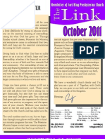 October 2011 LINK Newsletter