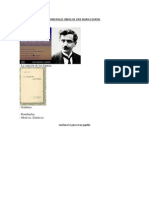 Principales Obras de Jose Maria Eguren