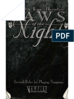 Laws of the Night Revised