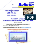 April 2011 Bulletin