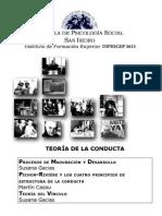 TeorÍa de La Conducta 2008
