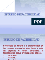 Tema 3 Estudio de Factibilidad