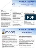 2011_maba Conference Program Final