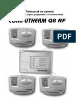 Manual Q8RF