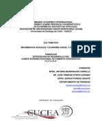 Estrategias de desarrollo del Comité Interinstitucional de Fomento Cooperativo