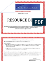 TEM-Aligned PD Resource Guide
