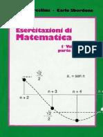 Esercitazioni Di a 1 - Parte I - Marcellini Sbordone