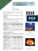 BI 13 Gold Market Statistics
