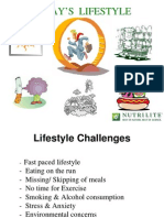 Nutrilite Lifestyle & Speciality Range
