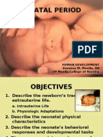 The Neonatal Period (N2)