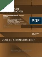 Introd Administración