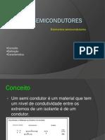 Materiais semicondutores.1