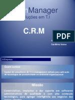 Apresentação CRM